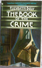 Load image into Gallery viewer, The Book Of The Crime (A Henry Gamadge Mystery)