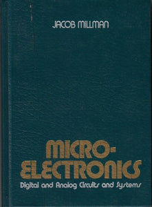 Microelectronics: Digital And Analog Circuits And Systems (Mcgraw-Hill Series In Electrical Engineering)