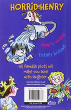 Load image into Gallery viewer, Horrid Henry Meets The Queen: Book 12