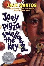 Load image into Gallery viewer, Joey Pigza Swallowed The Key (Joey Pigza Books)