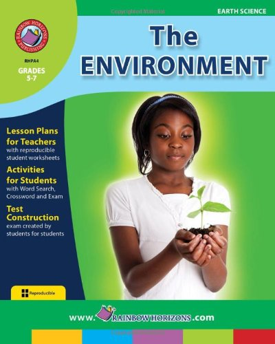 The Environment : Global Warming, Ozone, Acid Rain And Pollution (Grades 5-7)
