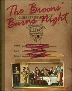 The Broon'S Burns Night