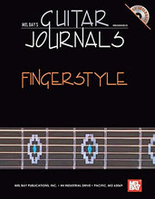 Load image into Gallery viewer, Mel Bay'S Guitar Journals: Fingerstyle (Journal Series)
