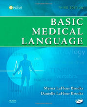 Load image into Gallery viewer, Basic Medical Language, 3E