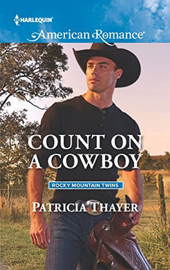Count On A Cowboy (Rocky Mountain Twins)