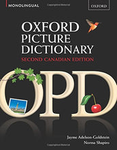 Load image into Gallery viewer, Oxford Picture Dictionary