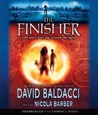 The Finisher (Vega Jane, Book 1) - Audio