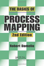 Load image into Gallery viewer, The Basics Of Process Mapping, 2Nd Edition