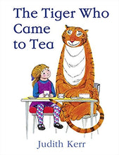 Load image into Gallery viewer, Tiger Who Came To Tea
