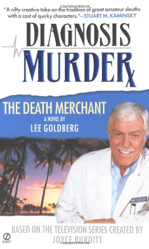 The Death Merchant (Diagnosis Murder #2)