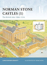 Load image into Gallery viewer, Fortress 13: Norman Stone Castles (1) The British Isles 1066-1216