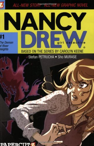 The Demon Of River Heights (Nancy Drew Graphic Novels: Girl Detective #1)