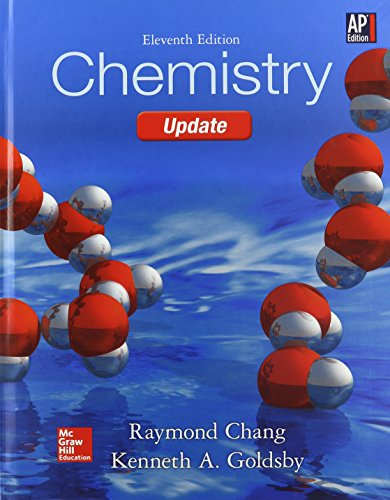 Chemistry: Ap Edition (Ap Chemistry Chang)
