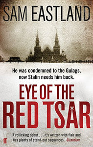 Eye Of The Red Tsar (Inspector Pekkala)