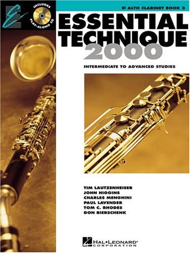 Essential Technique 2000: E Flat Alto Clarinet, Level 3 (Essential Elements Method)