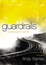 Load image into Gallery viewer, Guardrails Participant'S Guide With Dvd: Avoiding Regrets In Your Life