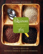 Load image into Gallery viewer, Quinoa 365: The Everyday Superfood