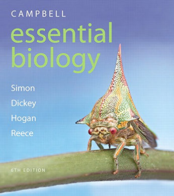 Campbell Essential Biology Plus Mastering Biology With Etext -- Access Card Package (6Th Edition) (Simon Et Al., The Campbell Essential Biology Series)