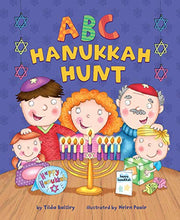 Load image into Gallery viewer, Abc Hanukkah Hunt