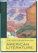 Load image into Gallery viewer, The Norton Anthology Of American Literature (Shorter Seventh Edition)