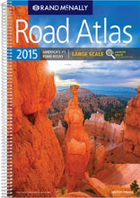 Load image into Gallery viewer, Large Scale Road Atlas (Rand Mcnally Large Scale Road Atlas Usa)