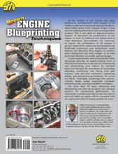Load image into Gallery viewer, Modern Engine Blueprinting Techniques: A Practical Guide To Precision Engine Building (Pro)