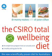 Load image into Gallery viewer, The Csiro Total Wellbeing Diet