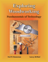 Load image into Gallery viewer, Exploring Woodworking: Fundamentals Of Technology