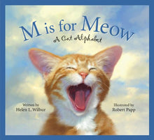 Load image into Gallery viewer, M Is For Meow: A Cat Alphabet (Alphabet Books)