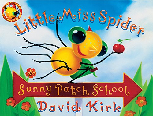 Little Miss Spider'S Sunny Patch School: 25Th Anniversary Edition