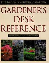 Load image into Gallery viewer, Brooklyn Botanic Garden Gardener'S Desk Reference
