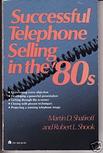 Load image into Gallery viewer, Successful Telephone Selling In The '80S
