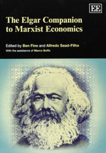 Load image into Gallery viewer, The Elgar Companion To Marxist Economics