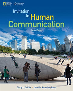 Invitation To Human Communication - National Geographic (Mindtap Course List)