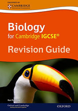 Load image into Gallery viewer, Cambridge Biology Igcserg Revision Guide (Cambridge Igcse Revision Guides)