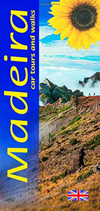 Madeira: Car Tours And Walks (Landscapes) (Sunflower Landscapes)