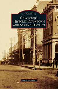 Galveston'S Historic Downtown And Strand District