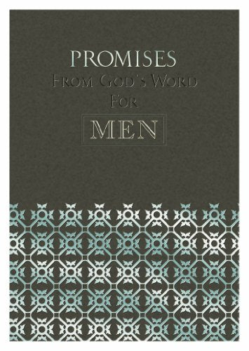 Promises From God'S Word For Men