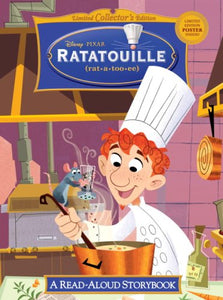 Ratatouille (Disney/Pixar Ratatouille) (Read-Aloud Storybook)
