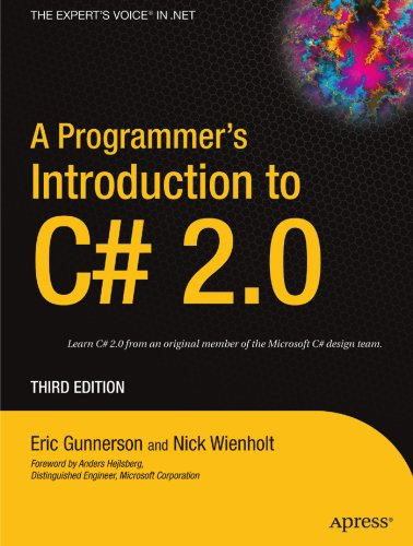 A Programmer'S Introduction To C# 2.0 (Expert'S Voice)