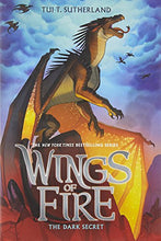 Load image into Gallery viewer, Wings Of Fire Book Four: The Dark Secret