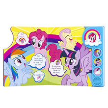 Load image into Gallery viewer, Hasbro My Little Pony Let'S Giggle Custom Frame Board Book 9781503709393