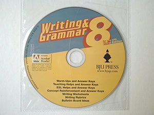 Writing & Grammar 8 - 3Rd. Edition (Teacher'S Edition)