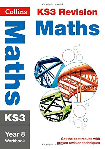 Collins New Key Stage 3 Revision  Maths Year 8: Workbook