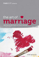 Load image into Gallery viewer, The Art Of Marriage Small Group Study (Dvd Leader Kit)