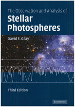 Load image into Gallery viewer, The Observation And Analysis Of Stellar Photospheres