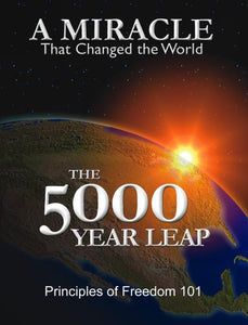 The 5000 Year Leap (Original Authorized Edition) [8 Disk Set]
