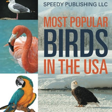 Load image into Gallery viewer, Most Popular Birds In The Usa