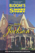 Load image into Gallery viewer, Shirley Jackson (Bloom'S Major Short Story Writers)