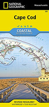 Load image into Gallery viewer, Cape Cod (National Geographic Trails Illustrated Map)